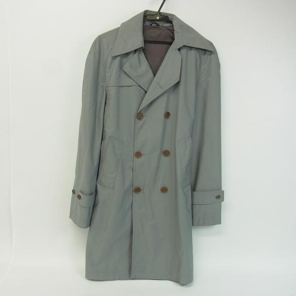 Costume NATIONAL homme/コスチューム ナショナル オム イタリア製 トレンチコート/48