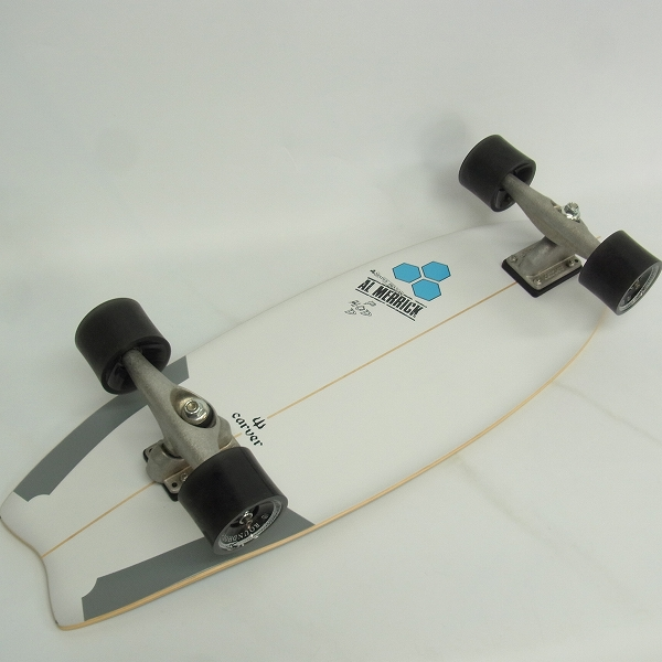 """実際に弊社で買取させて頂いたCARVER SKATEBOARDS/カーバー スケートボード 29.25"""" Pod Mod アルメリックポッドモッド"""