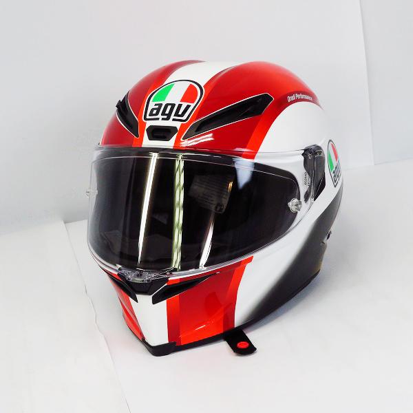 AGV/エージーブイ CORSA R SIC58 JIST REPLICA/マルコ シモンチェリ レプリカモデル フルフェイスヘルメット/M