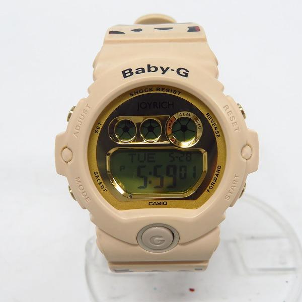 実際に弊社で買取させて頂いたBABY-G×JOYRICH/ベビーG コラボモデル BG-6900JR-4J