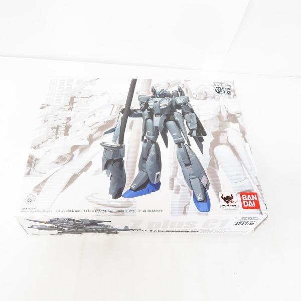 BANDAI/バンダイ プラモデル ロボット魂 機動戦士ガンダムセンチネル Z PLUS C1/ゼータプラス C1