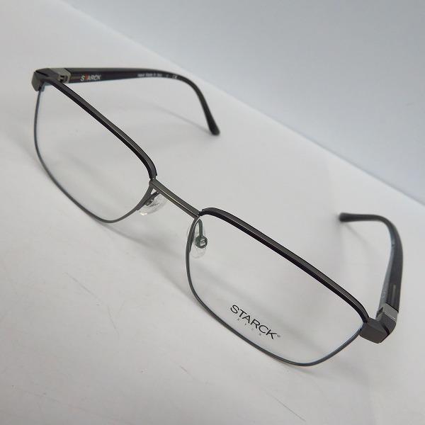 STARCK EYES/スタルクアイズ 眼鏡/メガネフレーム SH2027J 0001
