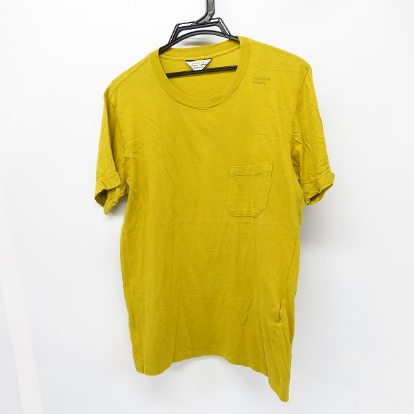 UNUSED/アンユーズド Tシャツ カットソー 半袖 コットン/3