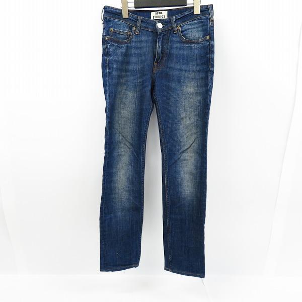 Acne Jeans/アクネジーンズ ACE/STRETCH VINTAGE ストレッチスキニーデニムパンツ/29