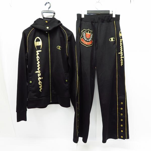 DRESSCAMP×Champion/ドレスキャンプ×チャンピオン セットアップ ジャージ ジャケット/パンツ
