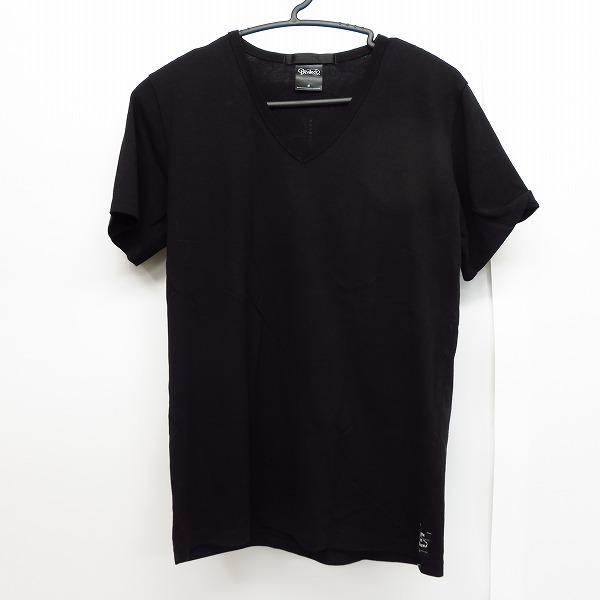 実際に弊社で買取させて頂いたroar×Devilock/ロアー×デビロック コラボ スワロ/メタル Tシャツ M