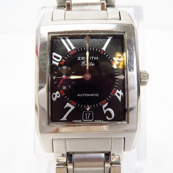 ZENITH/ゼニス ポートロワイヤル エリート オートマチック/腕時計 02.0250.684