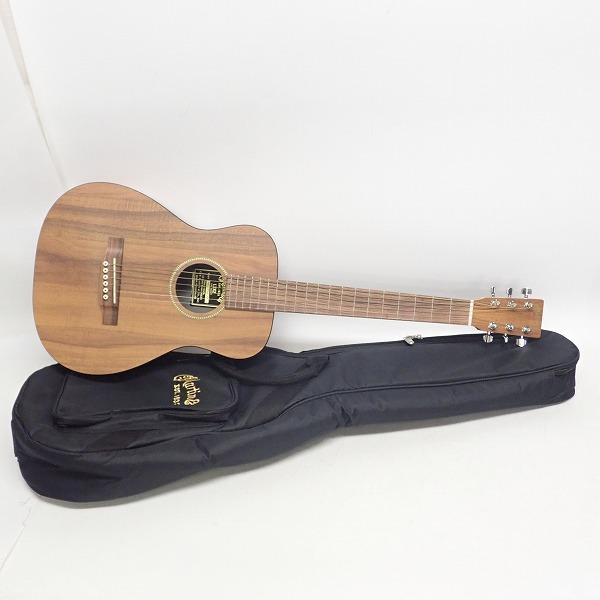 ★【美品】Martin/マーティン Little Martin LXK2 ミニアコースティックギター ソフトケース付き