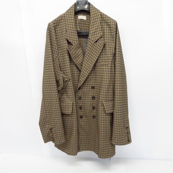 実際に弊社で買取させて頂いたBED J.W. FORD/ベッドフォード 19SS Over jacket ver.2/オーバーシルエット ハーフコート 19SS-B-JK01-1/2