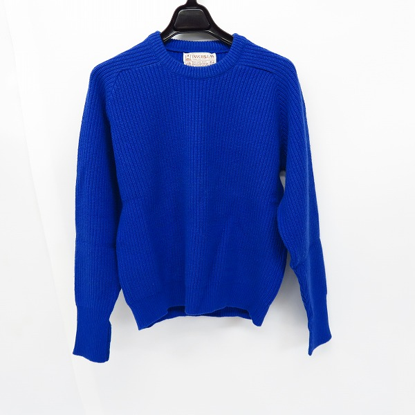 実際に弊社で買取させて頂いたINVERALLAN/インバーアラン  ウール ニット セーター 40