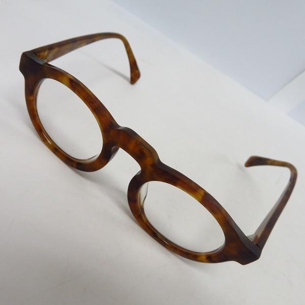 Jacques Durand/ジャックデュラン PAQUES L 眼鏡/メガネフレーム 506-001