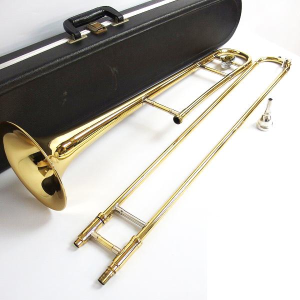 ★HOLTON/ホルトン テナートロンボーン TR602 金管楽器/ハードケース付き