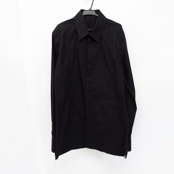 KRISVANASSCHE/クリスヴァンアッシュ ドレスシャツ 長袖シャツ/46