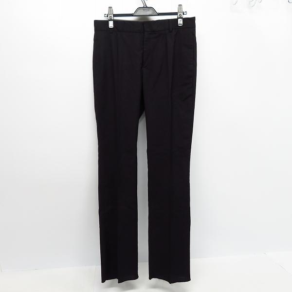 KRIS VAN ASSCHE/クリスヴァンアッシュ スラックス パンツ Size:46