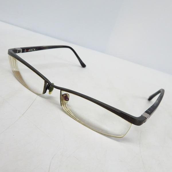 STARCK EYES/スタルクアイズ 眼鏡/メガネフレーム PL0001