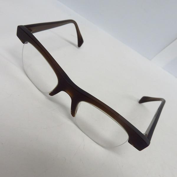 Jacques Durand/ジャックデュラン SYROS XL 眼鏡/メガネフレーム 181-007