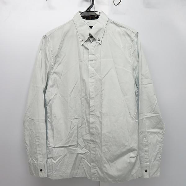 実際に弊社で買取させて頂いたATO/アトウ コットン ドレスシャツ ボタンダウン /44