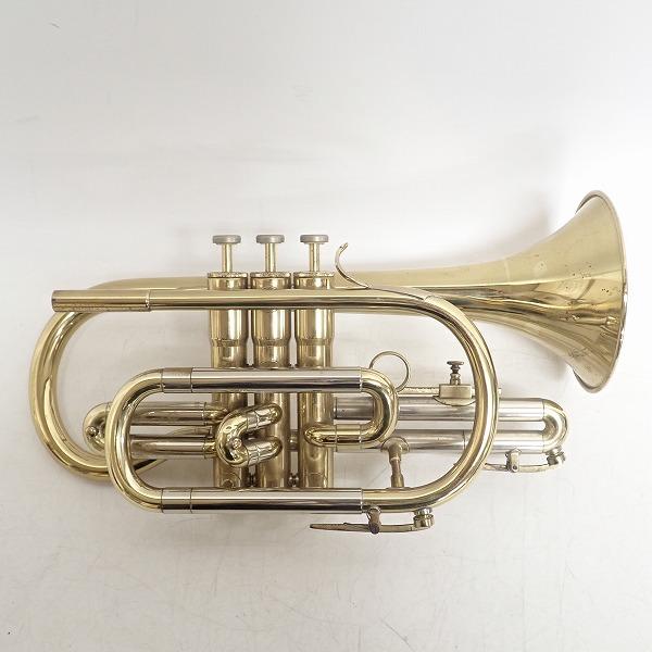 BESSON/ベッソン 600 コルネット 管楽器