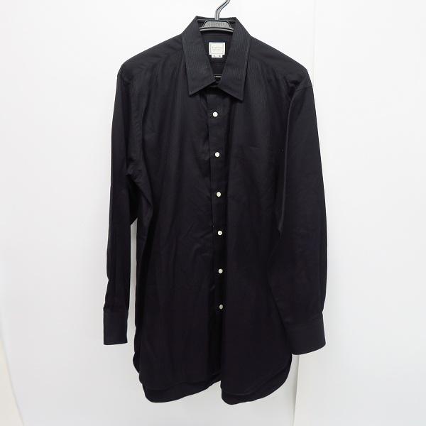 CORTESE/コルテーゼ 長袖シャツ ブラック