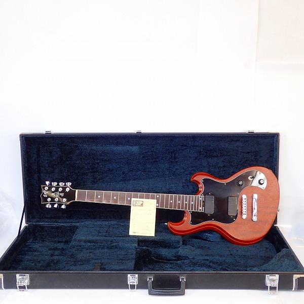 ★【ジャンク扱い】ESP/イーエスピー ULTRATONE-SL7 7弦 エレキギター ハードケース付き
