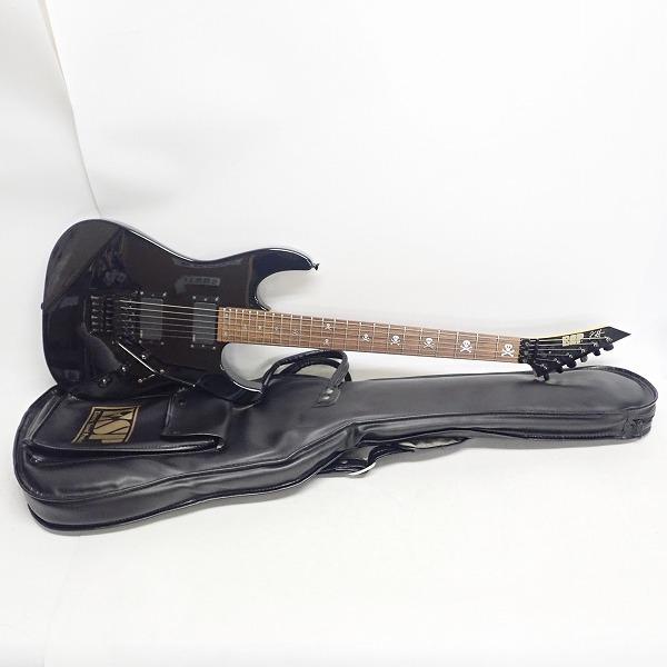 ★ESP/イーエスピー KH Metallica/メタリカ Kirk Hammett モデル エレキギター ソフトケース付き