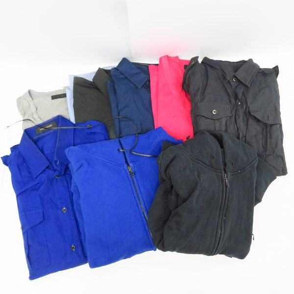 LITHIUM HOMME/リチウムオム カットソー/Tシャツ/パーカー/シャツ 8点セット