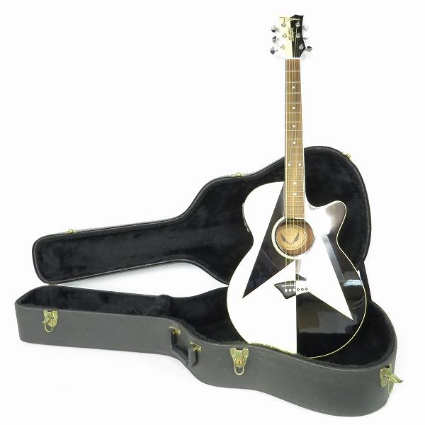 実際に弊社で買取させて頂いた★DEAN/ディーン MSP Michael Schenker/マイケルシェンカー モデル エレアコ/アコースティックギター ハードケース付き