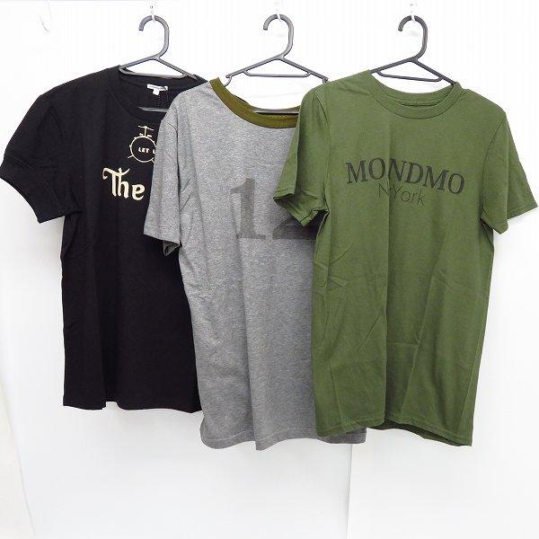実際に弊社で買取させて頂いたJ.lindeberg/BEY OND/MOANDMO Tシャツ/カットソー 3点セット