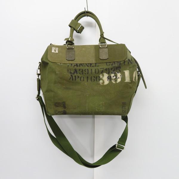 READYMADE/レディメイド US ARMY DUFFLE BAG/GYM BAG ジムバッグ