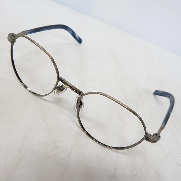 金子眼鏡/カネコガンキョウ メガネフレーム 恒眸作 手造 メガネボストン T274