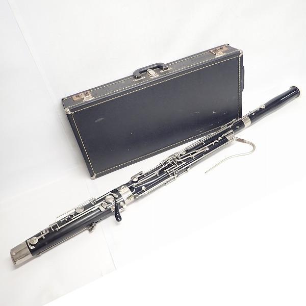 ★SELMER/セルマー MOD.1432 ファゴット 管楽器 ハードケース付き