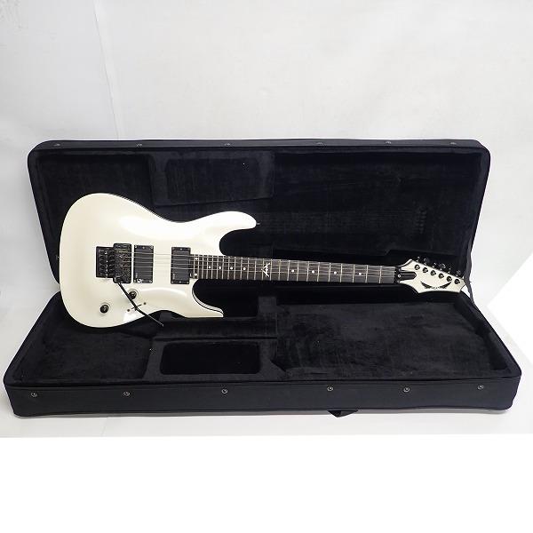 実際に弊社で買取させて頂いた★DEAN/ディーン Custom 550 Floyd ディンキータイプ エレキギター セミハードケース付き