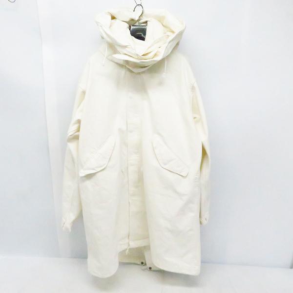 実際に弊社で買取させて頂いたUNUSED/アンユーズド 13.5oz Denim Coat/13.5オンズ デニム コート US1046 Size:3