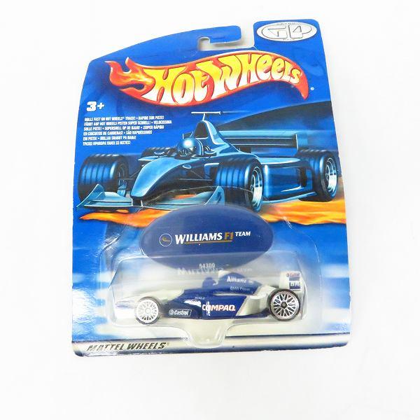 【未開封】Hot Wheels/ホットウィール F1レーシングカー GP シリーズ WILLIAMS F1 TEAM