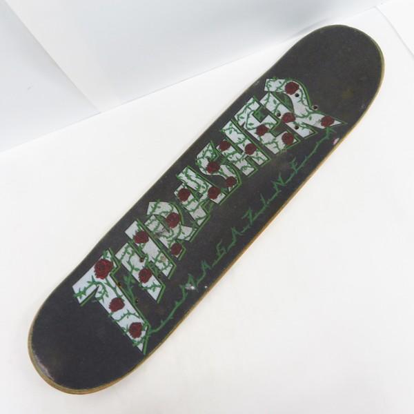 実際に弊社で買取させて頂いたDGK/ディージーケー THRASHER/スラッシャー スケートボード デッキ