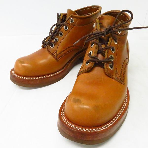実際に弊社で買取させて頂いたzerrows/ゼローズ レザー Standard Boots/スタンダードブーツ 018/7