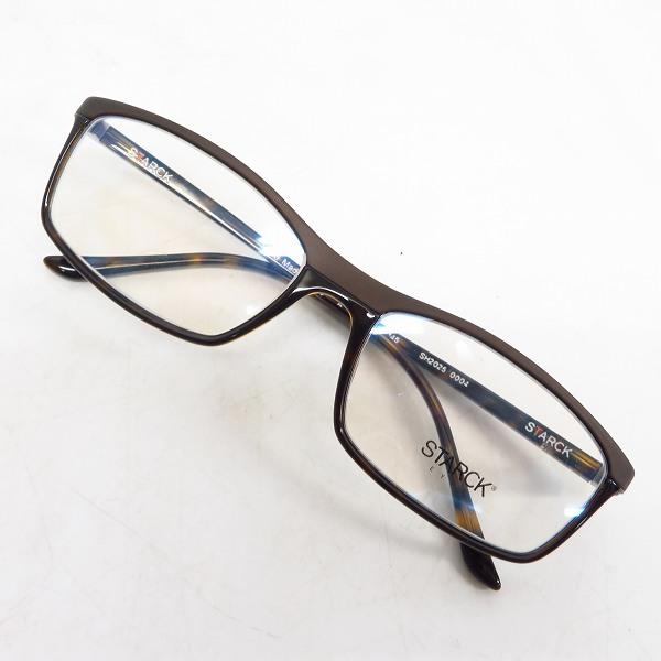 STARCK EYES/スタルクアイズ 眼鏡/メガネフレーム SH2025 0004