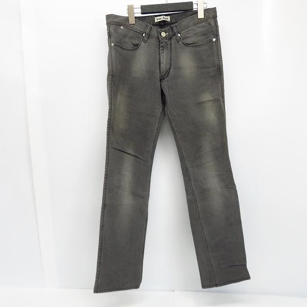 実際に弊社で買取させて頂いたAcne jeans/アクネジーンズ MAX FILTER デニムパンツ/ジーンズ 30F073424231/31/32