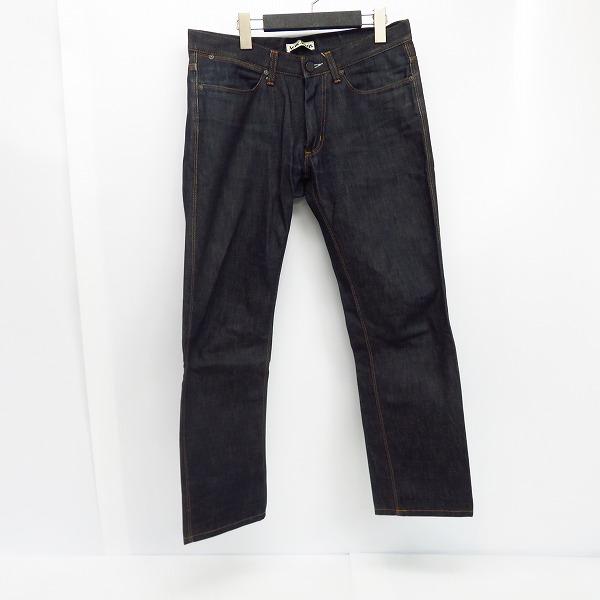 実際に弊社で買取させて頂いたAcne jeans/アクネジーンズ MAX RAW スキニージーンズ/デニムパンツ 30F0042110230/30/32