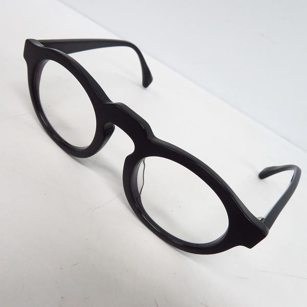 実際に弊社で買取させて頂いたJacques Durand/ジャックデュラン 度入り/丸メガネ/眼鏡フレーム PAQUES L 506-002