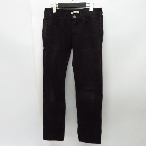 実際に弊社で買取させて頂いたAcne jeans/アクネジーンズ MAX Cash ブラックデニムパンツ W29/L32