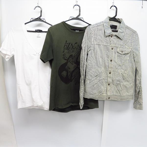 実際に弊社で買取させて頂いたNUMBER (N)INE ×Magical Design/ナンバーナイン 等 Tシャツ/プリント カットソー/ジャケット size:2 3点セット