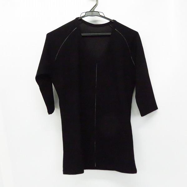 実際に弊社で買取させて頂いたKiryuyrik/キリュウキリュウ Half Sleeve T-Shirts/カットソー/ブラック/KV-HT16-058/S