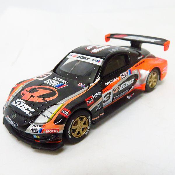 実際に弊社で買取させて頂いたTOMICA/トミカ 0068 G'ZOX SSR HASEMI Z/GT 2004 ミニカー