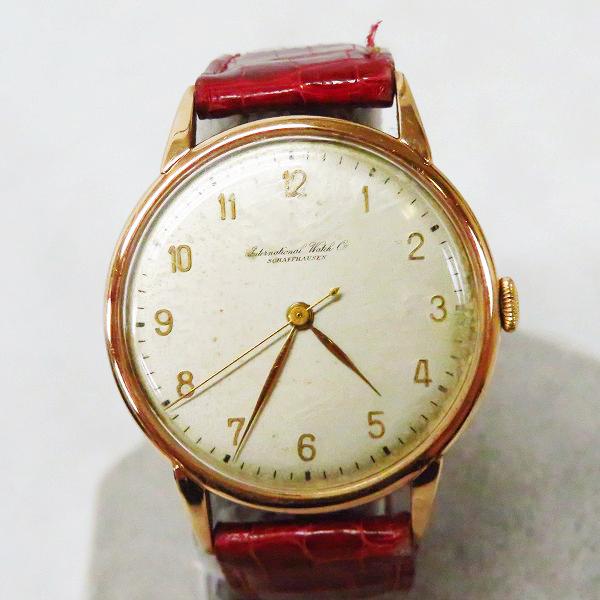 実際に弊社で買取させて頂いたIWC/インターナショナルウォッチカンパニー SCHAFFHAUSEN 自動巻き 腕時計