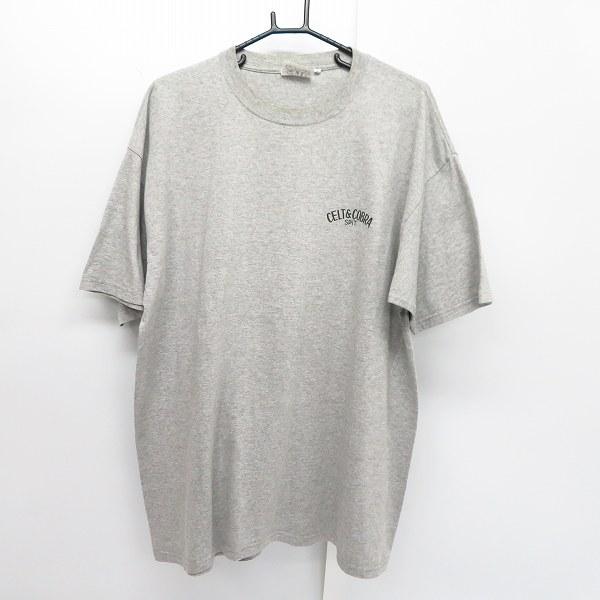 実際に弊社で買取させて頂いたCELT&COBRA/ケルト&コブラ プリント ハーフスリーブ/半袖 カットソー/Tシャツ Size:XL