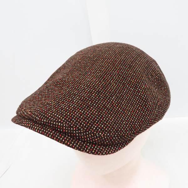 実際に弊社で買取させて頂いたBorsalino/ボルサリーノ ハンチング 帽子/L